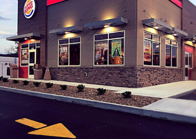 Burger King Johnston PA Front 1 Tall