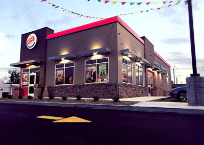 Burger King Johnston PA Front 2